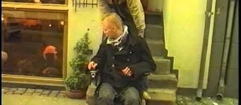 Rullesonne – TV STOP i en kørestol