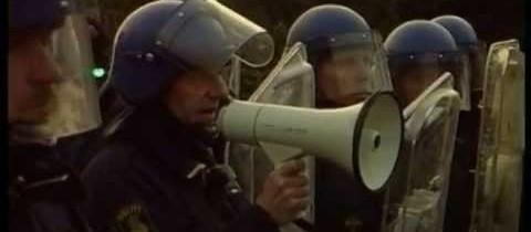 Demo mod nazibunkeren i Greve